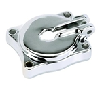 Holley 34-505 Chrome Accelerator Pump Cover, 50cc