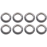 Aluminum Cone Spacers for Rod Ends, 5/8 Inch