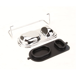 Chrome Master Cylinder Cover