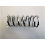 Garage Sale - 11 Inch Chrome Spring, 2-1/2 Inch ID