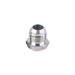 Male Aluminum 37 Degree AN Flare Weld Bung Fitting, -16 AN