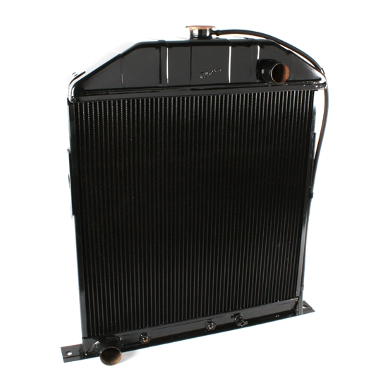 Garage Sale - Walker Cobra 1942-1948 Ford Radiator for Ford Engine