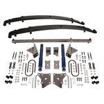 TCI 1947-54 Chevy Pickup Rear Leaf Spring Kit