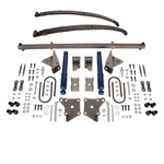 Chevy !/2 ton truck rear leaf spring kit