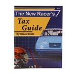 NEW TAX GUIDE FOR RACERS