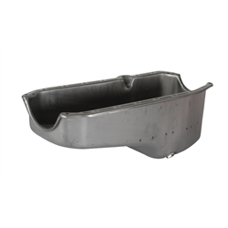 1980-'85 Stock Raw Steel Small Block Chevy Oil Pan