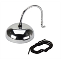 Pedal Car Parts, AMF 508/519 Chrome Bell with Cord