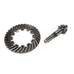 DMI XR-1 Bulldog Rear End Replacemnt Ring and Pinion, 4.12 Ratio