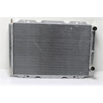 Garage Sale - AFCO 80120N Double Pass Racing Radiator, 30-7/8 In. Wide, 1.5 In Inlet