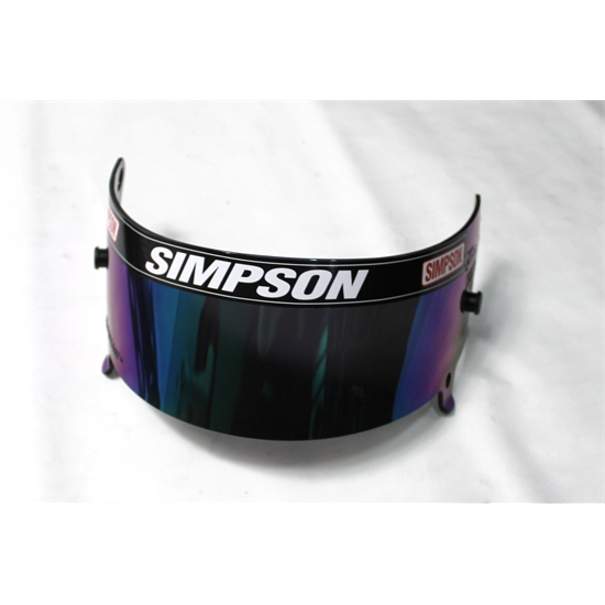 Garage Sale Simpson 88602 Iridium Shield for Speedway  : UP49822L1c1c92c3 Simpson <strong>Motorcycle Helmets</strong> from speedwaymotors.com size 550 x 550 jpeg 97kB
