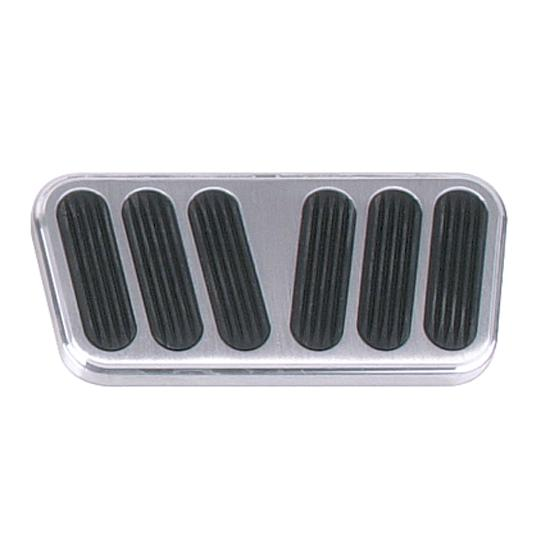 Lokar BAG-6080 1955-57 Chevy Billet Non-Power Brake Pedal Pad