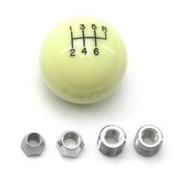 Lokar SK-6873 Ivory 6 Speed Manual Shift Knobs