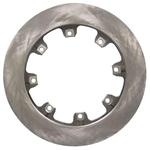 AFCO 6640101 Pillar Vane Flat Rotor, 1.25 Inch, 11.75 Inch Diameter
