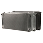 AFCO 1973-91 GM Pickup LS Swap Aluminum Radiators