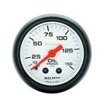 Auto Meter 5723 Phantom Mechanical Oil Pressure Gauge, 150 PSI