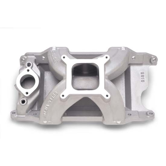 Edelbrock super victor series intake manifold small