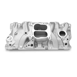 Edelbrock 3706 Performer Series Intake Manifold. Small Block Chevy