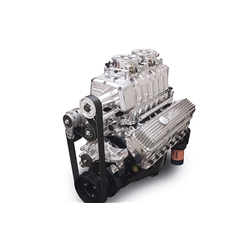 Edelbrock 46053 E-Force RPM Supercharged 9.5:1 Performance Engine