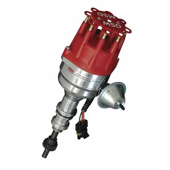ford 460 msd distributor wiring ford 460 msd 7al wiring diagram msd 8350 ford 351c-460 ready-to-run pro-billet distributor #2