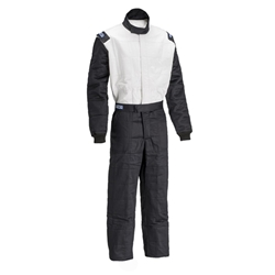 Sparco 001058JT1SNRBI Jade 2 Top SFI 5 Rated Racing Suit