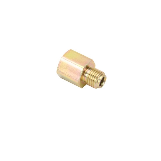 Adapter Fitting, 1/8 Inch NPT to 3/8 Inch-24 IFM