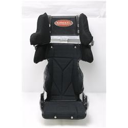 Garage Sale - Kirkey 27 Series Micro/Mini Sprint Racing Seat, Black, 12 Inch