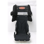 Garage Sale - Kirkey 27 Series Micro/Mini Sprint Racing Seat, Black, 12 Inch