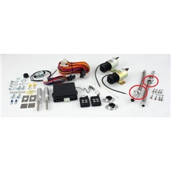 Garage Sale - Deluxe SPAL Shaved Door Handle Remote Entry Kit