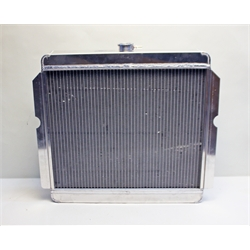 Garage Sale - AFCO Direct Fit 1960-78 Mopar A, B, E-Body Radiator, 22X22 Inch