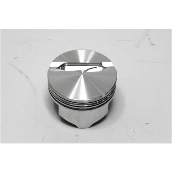 Garage Sale - KB 400 Hypereutectic Flat Top Piston .030 Oversize, Small Block Chevy, Single
