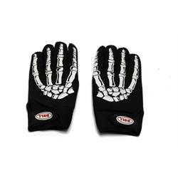Garage Sale - Bell 3924-BLK-L Skeleton Mechanic Gloves