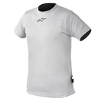 Alpinestars SFI 3.3/FIA 8856-2000 Nomex Underwear Short Sleeve Top, S