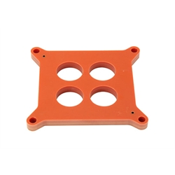 Speedway Phenolic 4-Hole 1/2 Inch Carburetor Spacer