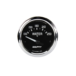 Auto Meter 201015 Cobra Water Temperature Gauge, Electric, 2 Inch