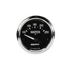 Auto Meter 201015 Cobra Water Temperature Gauge, Electric, 2 Inch