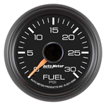 Auto Meter 8360 GM Factory Digital Stepper Motor Fuel Pressure Gauge
