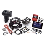 Edelbrock 3606 E-Street Univ Fuel Injection System, (base w/ EFI sump fuel)