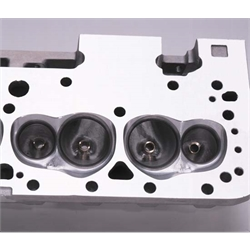 Edelbrock 77559 Victor 23 Deg High-Port Cylinder Head, SB Chevy