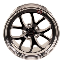 Weld Racing 75HB-8090B61A 18 In. RT-S76 Front Wheel For G-Comp Nova