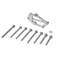 Holley 21-1 LS Acc. Drive Bracket Installation Kit, Standard Alignment
