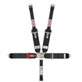 Simpson 55 Inch Sport Belt 5-Point Harness Combo for Hans Device, Bolt-In