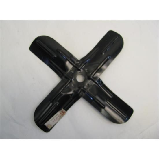 Four Blade Fan : Garage sale inch four blade cooling fan