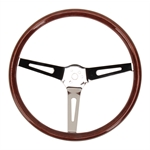 GT Performance 14-5437 GT3 Slotted Wood Steering Wheel