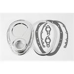 Quick Change Cam Cover Kit, Chrome