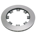 Speedway Pro-Lite Vented Brake Rotor, 11.75 x 1.25 Inch
