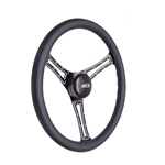 GT Performance 54-5815 GT3 Autocross Leather Steering Wheel, GT Straggler