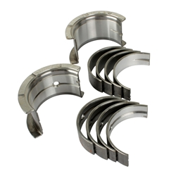 King HP Series Chevy 350 Large Journal Engine Main Bearings-Standard