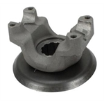 Jaguar V-8/Chevy Yoke, 10 Spline, Open Drive
