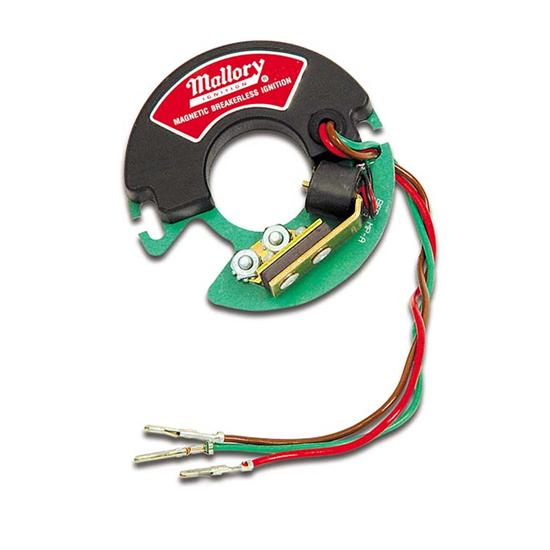 purchase new mallory replacement magnetic breakerless ignition