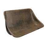 EMPI 3047 Buggy Rear Fiberglass Bench Seat, 37-3/4 Inch x 23 Inch